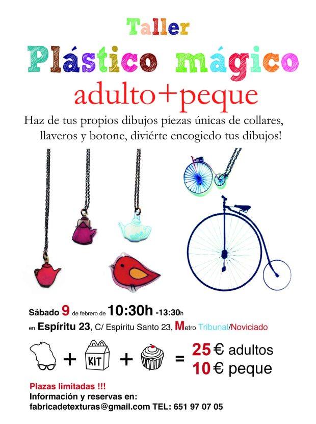 plástico mágico