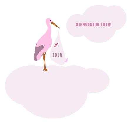 cartel bievenida fiesta lola-01